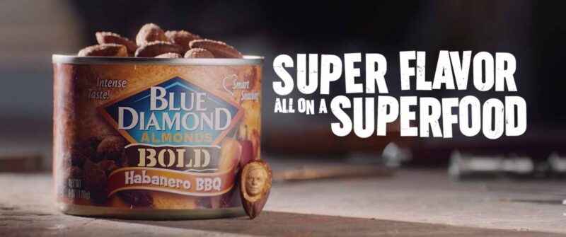 VFX ALMOND SUPERFOOD